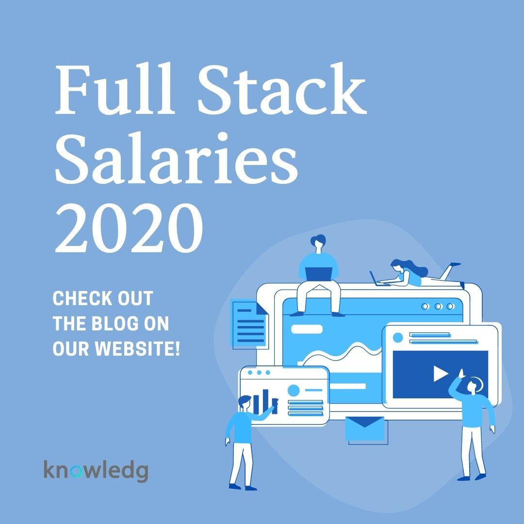 Full-Stack Salaries