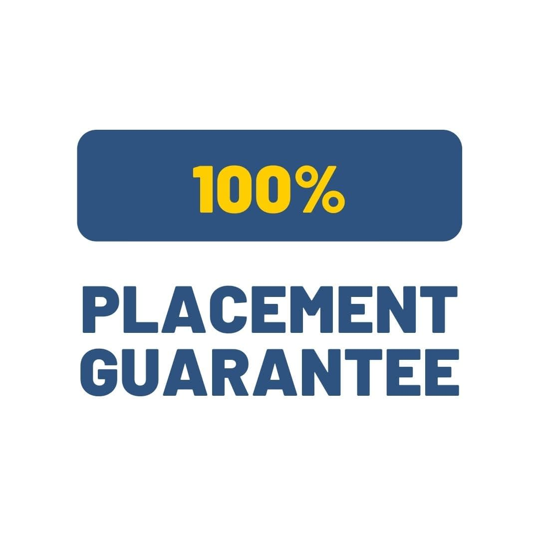 100% Placement Guarantee: Top 10 Courses