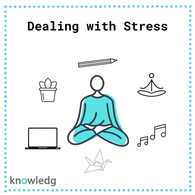 Keep Stress at Bay with these 6 simple techniques!
